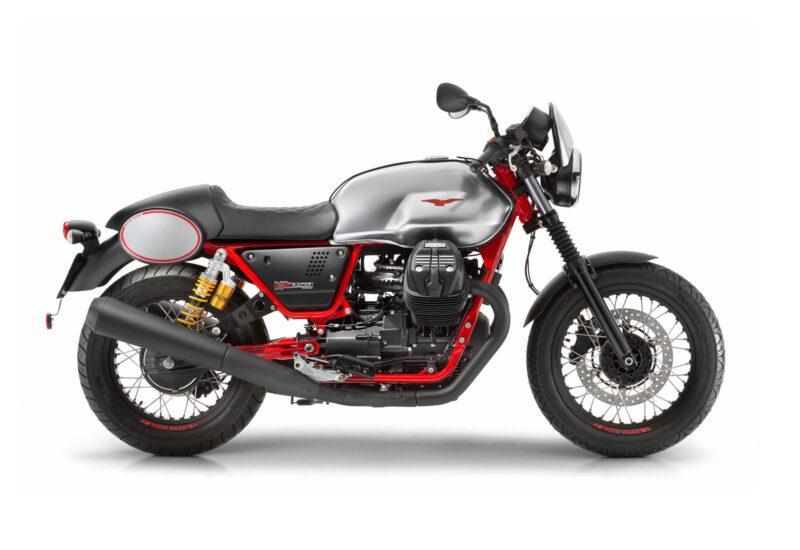 Moto Guzzi v7-III-racer Genève Moto Center